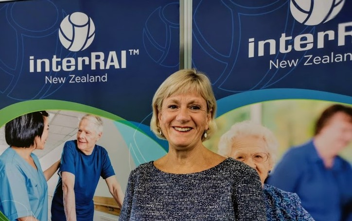 GM of interRAI Services NZ Michele McCreadie
